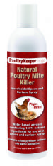 Natural Poultry Mite Killer Aerosol (Poultry Keeper)